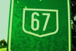 Napokon belül kiírják a 67-es út kivitelezésére szóló közbeszerzést