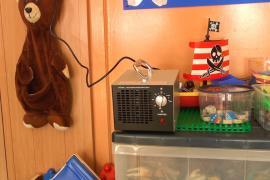 Ózongenerátorokat szereltek be a barcsi intézményekbe