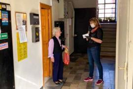 Önkéntesek segítik az időseket Somogyban
