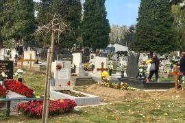 A temetésekre is van néhány új szabály Barcson