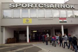 Kaposvári Sportcsarnok