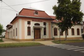Barcsi művelődési ház