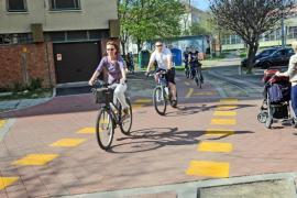 300 millióból fejlődik a pécsi bicikliút-rendszer