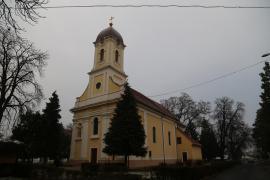 Barcsi katolikus templom