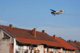 Permetező repülőgép
