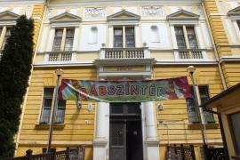 MÁV kollégium Kaposvár