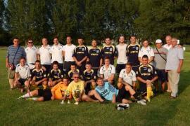 Barcsi torna győztes csapata