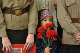 Az orosz hősökre emlékeztek Kaposváron