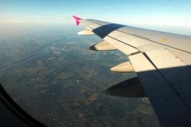 Budapest felett az égbolt felhőtlen