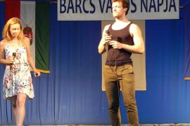 Lipics Barna és Reil Evelin
