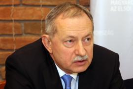 Szászfalvi László
