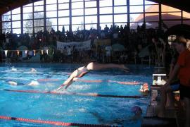 Barcsi úszóverseny