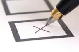 Két településen tartanak ma időközi önkormányzati választást