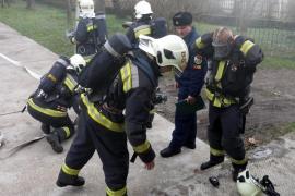 barcsi tűzoltók